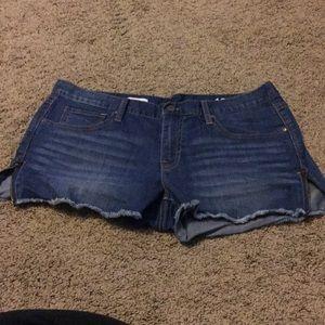 ❤️ Gap jean shorts